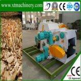Grande taille, 220kw, 20% de haute capacité Drum Machine à épiler la palette de bois pour carburant