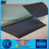 Pvc Geomembrane met Versterking voor de Stortplaats van het Stof van de Oven van het Cement