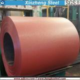 Il colore di Dx51d PPGI ha ricoperto la bobina d'acciaio galvanizzata preverniciata di Z90