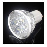GU10 5*1W SMD2835 85-265V Warm White LED Spotlight