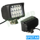 6.1inch 45W IP67の高品質のEpistar LED作業ライト
