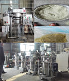 Máquina de oliva Aceite de oliva Aceite expulsor hidráulico Press