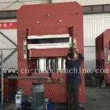 315 toneladas del tipo de trama de la placa de configuración de la vulcanización de caucho de alta presión con ISO9001 CE
