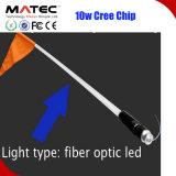 2017 Upgrade LED Lighted Whips avec drapeau RGB 4FT / 5FT / 6FT pour l'avertissement, la sécurité, la décoration