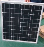 panneau solaire 30W mono pour la lumière de jardin