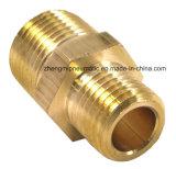 Montaje del tubo de latón metales, el acoplamiento, NPT hembra