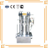 Soja, cacahuete, girasol, máquina de la prensa de petróleo hidráulico de la haba