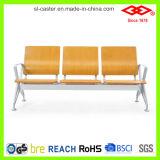 Silla que espera pública del asiento de madera (SL-ZY037)