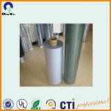 película flexible plástica clara normal del PVC de 0.15m m para la cubierta de libro de las carpetas de fichero