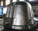 製鉄所および製鉄所の鋳鉄の鋼鉄のための頑丈なスラグ鍋