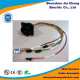 Conforme à RoHS Electrical Custom Cable Assembly Harbour Harness