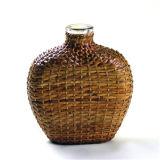 Weave Shell Le flacon en verre pour les boissons