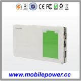 OLED 디스플레이 12000mAh 전력 뱅크 승인(CE &. RoHS