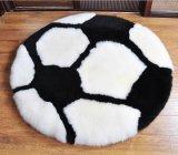 Estera de puerta grande de la alfombra del suelo de la manta de la zalea de la felpa de la talla