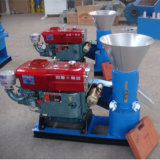 Sojabohnenöl-Mahlzeit/SahnePelletizering Maschine