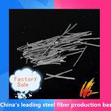 Горячим волокно сбывания извлеченное Melt стальное для тугоплавкой индустрии
