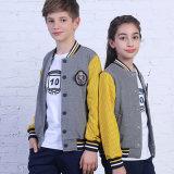 최고 형식 소년과 소녀 Tracksuit 또는 스포츠 착용, 최신 디자인 초등 학교 제복