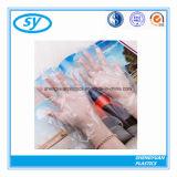 Ясные перчатки PE для еды