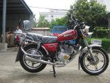 GN125 moto