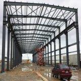 Magazzino veloce della struttura d'acciaio della costruzione da Professional Company