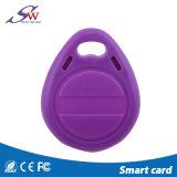 Smart Trousseau RFID en plastique fait sur mesure