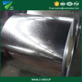 Color de acero de la bobina de Glavanized de la fábrica de China cubierto