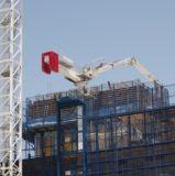 Bomba de concreto a colocação de máquinas de construção de Construção da Lança