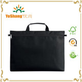 Cutomers의 Logo를 가진 600d Polyester Zip Lock Simple Document Bag