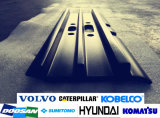 D7 고양이, Volvol, Doosan, Hyundai를 위한 강철 굴착기 궤도 단화