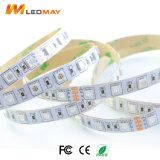 3Years striscia flessibile della garanzia SMD5050 LED per la decorazione esterna