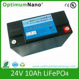 LiFePO4 batteria con CE, UL, C-Tick (12V, 24V, 48V, ecc) con PCM e caricabatterie