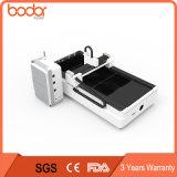 Портативный 500Вт Mini цена установка лазерной резки с оптоволоконным кабелем листовой металл