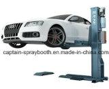 Elevación simple del coche de poste de la alta calidad estándar del Ce