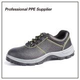 Zapatos de seguridad de acero de acero de hierro genuino zapatos de trabajo