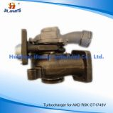 Turbocharger das peças de automóvel para Volkswagon Axd R5K Gt1749V 729325 070145701kv301