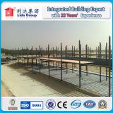 Zwischenlage-Panel-vorfabriziertes modulares Arbeitsarbeitskraft-Lager-Haus