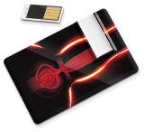 De verwijderbare Aandrijving van de Flits van de Creditcard USB van het Adreskaartje USB