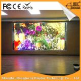 Для использования внутри помещений P1.9 алюминиевых Die-Casting полноцветный светодиодный дисплей рекламы