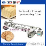 Ligne molle et dure de prix concurrentiel de conformité de la CE de fabrication de biscuits