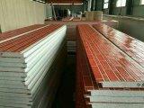 Панель PU изолированная пеной для строительного материала
