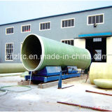 Dn 2500 mm FRP GRP Composite Underground FRP/GRP/Gre Pipes Fiberglass Pipe