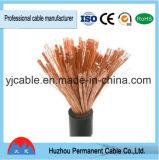 Cable de la soldadura y cuerda del cable eléctrico en alta calidad con precio bajo