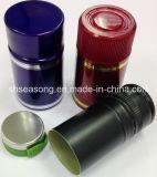 Cápsula de aluminio de la tapa/de vino/cubierta de la botella (SS4202-1)