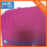 Strato rigido trasparente impresso colorato del PVC per il coperchio legante