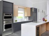 Welbom Buchenholz-späteste Entwurfs-Küche-Möbel 2016