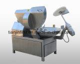 Carne che farcisce la tagliatrice della ciotola per la macchina elaborante della carne