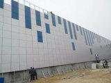 Панель сандвича шерстей утеса запечатывания края пены PU для стального здания