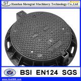 Heißer Verkaufs-elliptischer Einsteigeloch-Deckel mit Verschluss für Verkauf