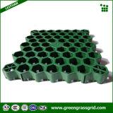 Het lichtgewicht Groene Plastic Net van het Gazon van het Gras