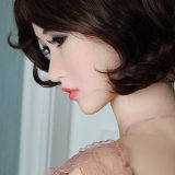 بيضاء جلد بالغة دمى رأس لأنّ صلبة حالة حبّ دمية